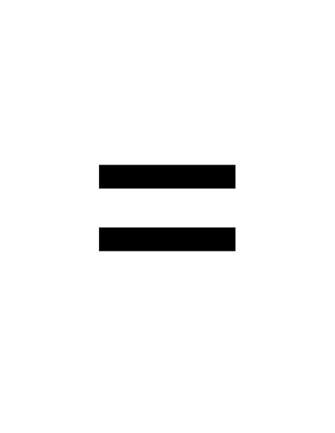 flashcard   math symbol  equal  clipart