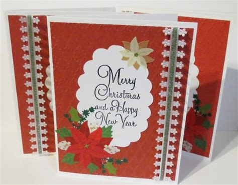Handmade New Year Cards Ideas - handmade cards merry and happy new