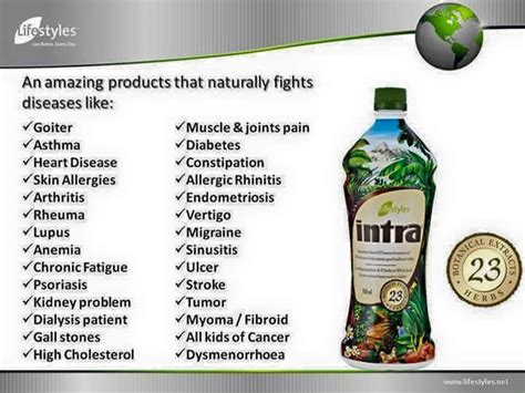 Intra Herbal lifestyles intra 23 herbal juice 950ml by2s lazada ph