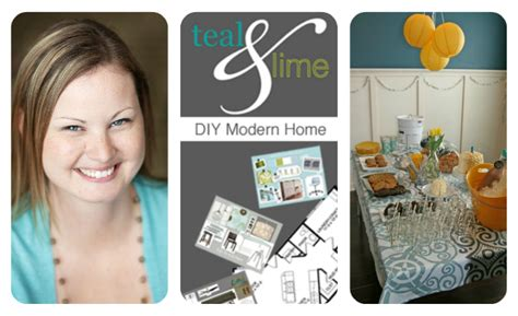 blogger feature teal lime someday crafts guest blogger teal and lime quatrefoil