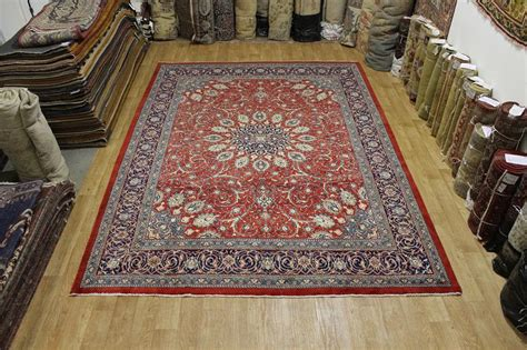 discount area rugs 10x14 oversized floral 10x14 sarouk discount area rug wool carpet ebay