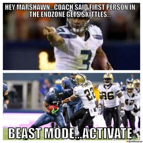 Marshawn Lynch Memes - marshawn lynch skittles meme