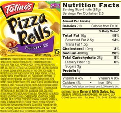 The Garage Nutrition Pizza Rolls Or Bagel Bites Now With Poll Page 4