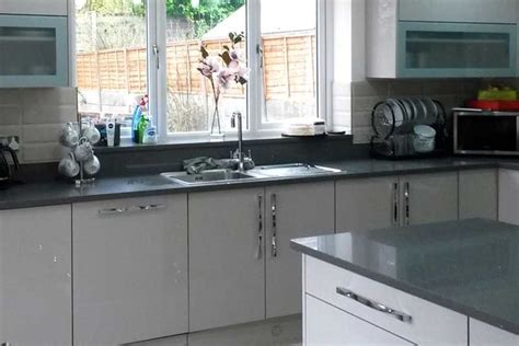 an innova altino cashmere kitchen real customer kitchens