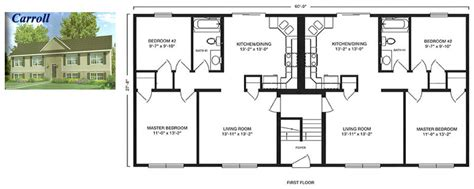 Multi Family Floor Plans Home Design Ideas And Pictures Coast Builders House Plans