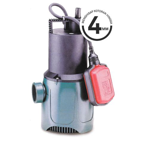 Pompa Celup Air Kotor Wasser Pompa Air Kotor Wasser Sp 202 Ea