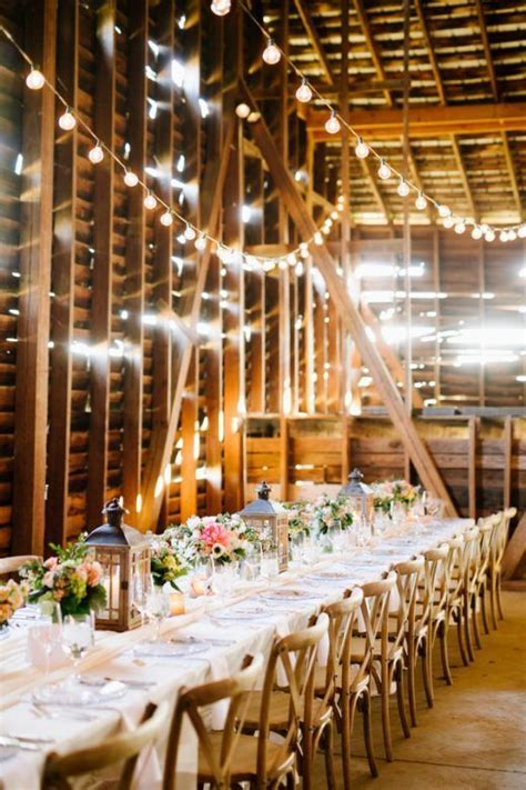 2985 best Barn Weddings images on Pinterest   Country