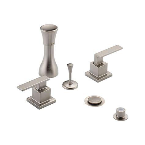 Delta Bidet Faucet by 44 Sslhp H253ss Rp62961ss Delta Bidet Faucet Less