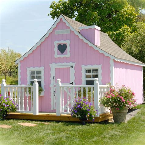 Cottage Playhouses by Cottage Company Firehouse Kit Playhouse Reviews