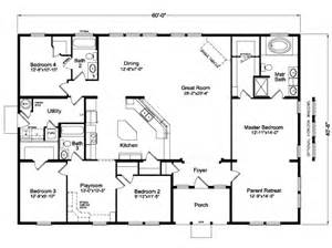 Palm Harbor Modular Homes Floor Plans by The Timberridge 5g42604a Manufactured Home Floor Plan Or