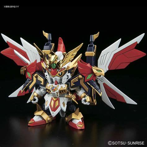 Yolly Sd Legend Gundam sd legend bb iii daishogun release info box and official images gundam kits
