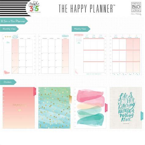 happy healthy life printable planner create 365 the happy planner 2016 17 hello life
