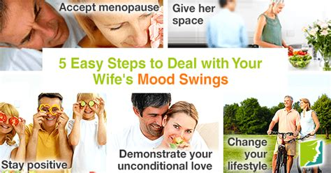 coping with menopause mood swings how to deal with your wife s mood swings