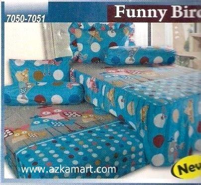 Sprei My Bird sprei 2 in 1 toko selimut sprei bedcover murah