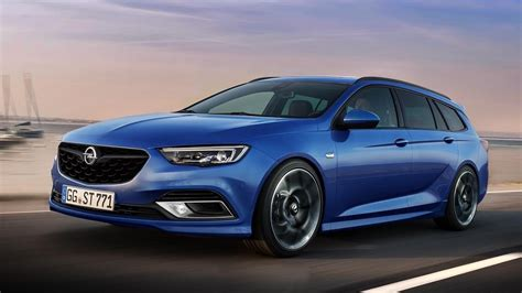 2019 Opel Insignia by Opel Insignia 2019 Drive Otomagzz
