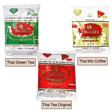 Chatramue Thai Green Tea 200gr buy make your own thai tea deals for only rp69 000 instead of rp69 000