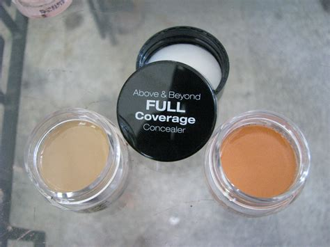 Nyx Above And Beyond Concealer the kikay nyx above beyond coverage concealer