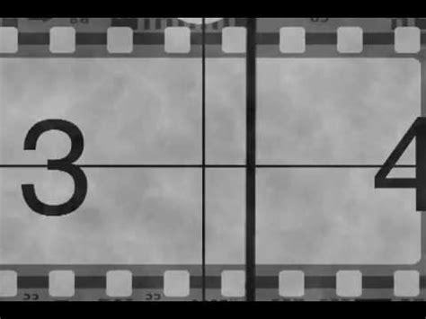 Countdown Filmstrip Youtube Filmstrip Countdown