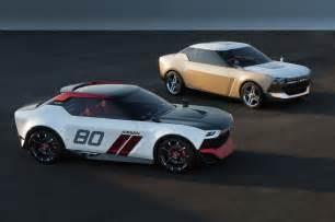 Nissan 510 Concept Nissan Idx Freeflow Nismo Datsun 510 Reborn