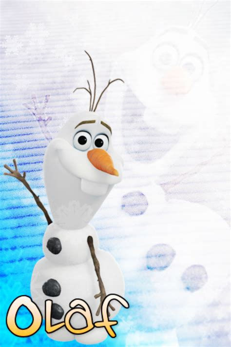 wallpaper iphone 6 olaf olaf ipod wallpaper by xrandomgurl on deviantart