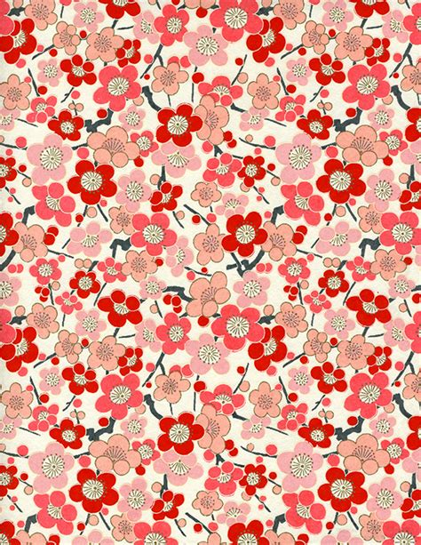 japanese pattern culture japanese blossom pattern japanese stuff pinterest
