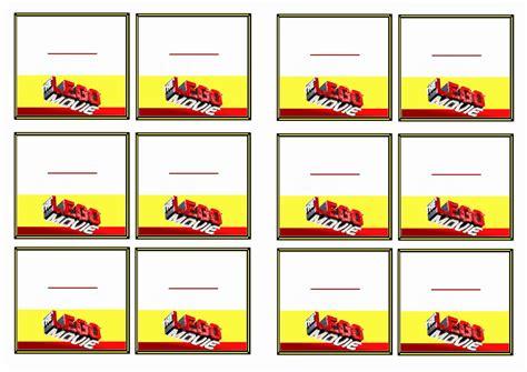 free lego printable name tags the lego movie name tags birthday printable