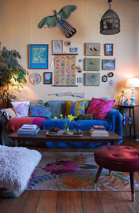 Bohemian Living Room Decor by 51 Inspiring Bohemian Living Room Designs Digsdigs