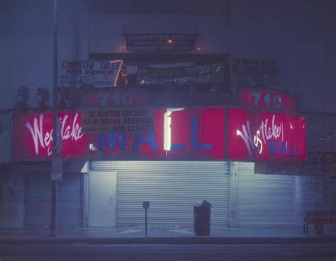 neon lights los angeles vicky moon captures the nighttime with expired l a blend