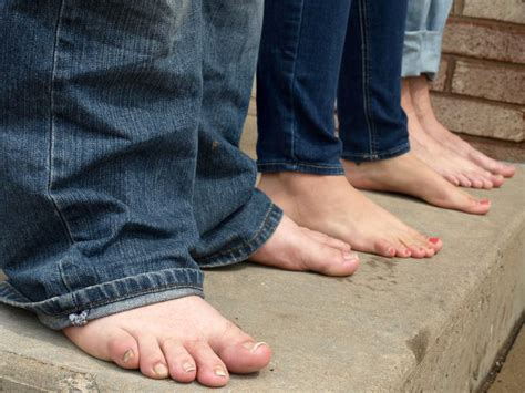 How To Find A Date Without A Shoe by The Rocket One Day Without Shoes Leaves Footprints Of