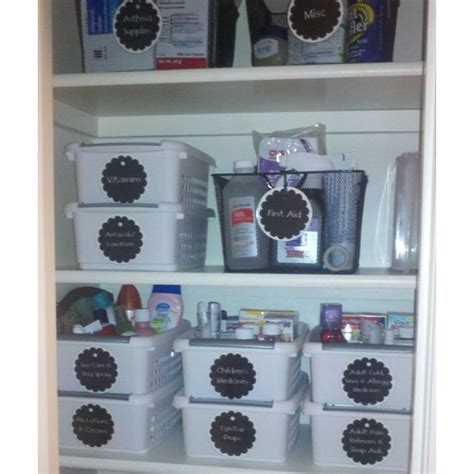 organizing bathroom closet newly organized bathroom cabinet household organization