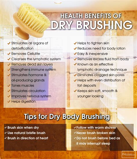 What Is Detox Like by Brushing To Detoxify Your Drjockers