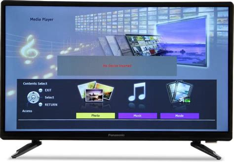 panasonic best tv panasonic 55cm 22 inch hd led tv at best