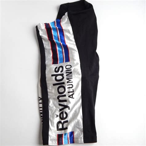 vintage cycling shorts recycle bicycle