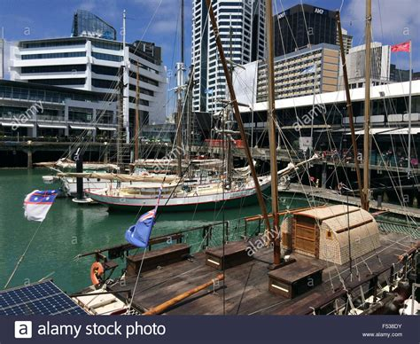 boat mooring auckland auckland nzl oct 25 2015 yacht mooring in auckland