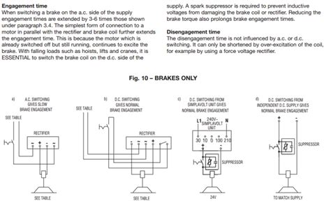 28 brake motor wiring diagram 188 166 216 143