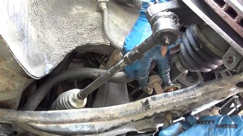 removing drivers side lower control arm 1996 lamborghini diablo control arm and ball joint replacement 2002 mitsubishi