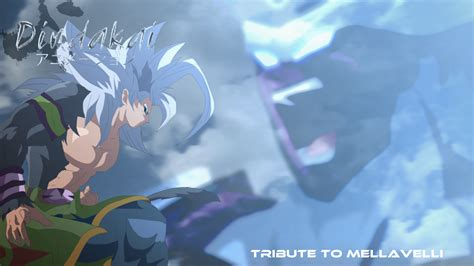Wallpaper Dragon Ball Absalon | dragonball absalon tribute by dindakai on deviantart