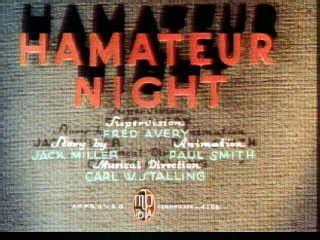 looney tunes title card template hamateur
