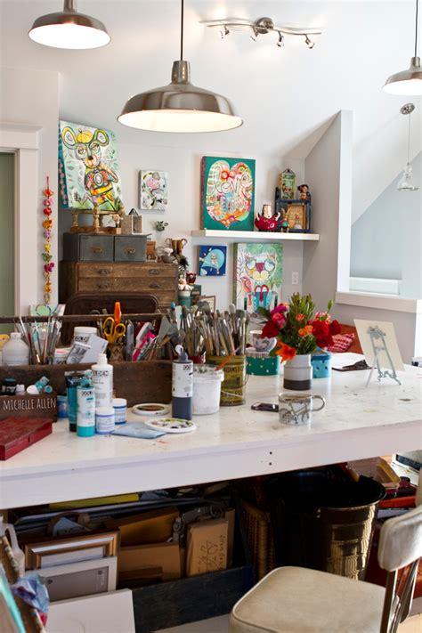 Allen To Design Small Collection by Artist Studio Visits Allen Designs Studio