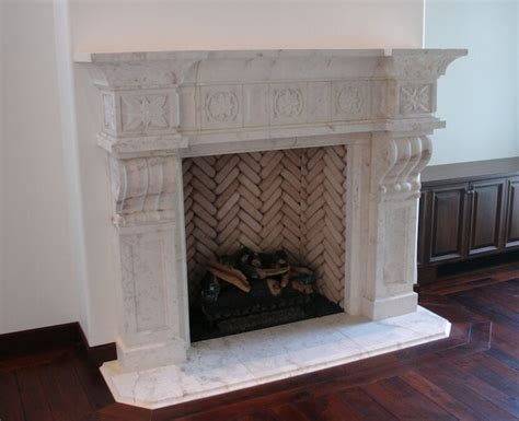 Fireplace Mantels Az by Fireplaces Scottsdale Az Traditional Family Room By Estrella Custom Inc