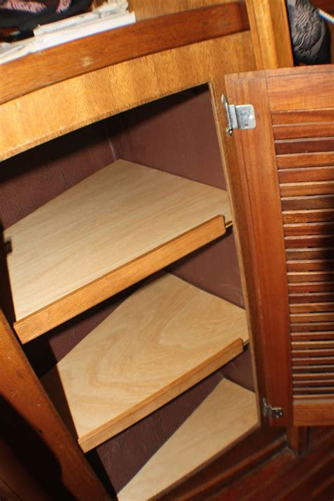 the changing of a hanging locker tinysails