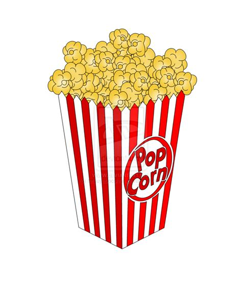popcorn clipart free of popcorn clipart free clipart images image 1