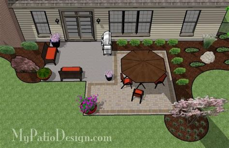 diy square paver patio square paver patio addition patio designs and ideas diy patios squares and