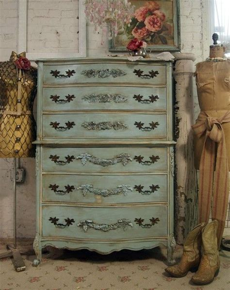 blue shabby chic furniture 11729 best painted furniture images on
