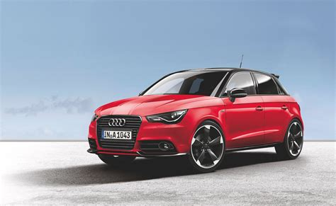 Audi A1 Rot by Audi A1 Lified 2012 Cartype