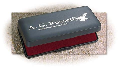 ag russle a g presentation box agrussell