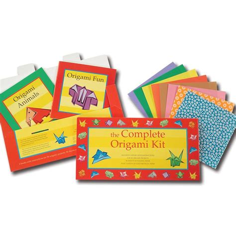 Origami Kit - the complete origami kit morikami museum and japanese