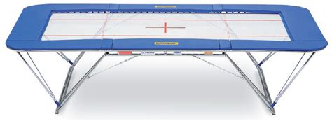 Home Design Products Anderson by Eurotramp 7x14 Competition Trampoline