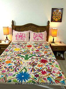 mexican embroidered bedding home mexico central and south america inspired on pinterest 1019 pins
