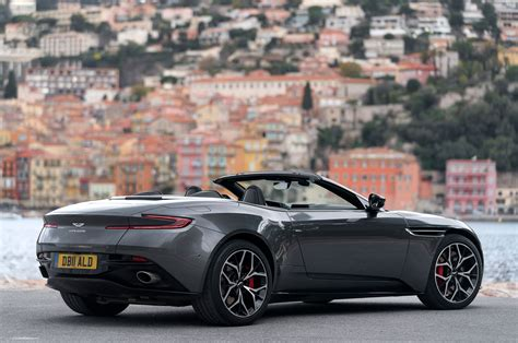 2019 Aston Martin Db11 Volante by 2019 Aston Martin Db11 Volante Drive Review